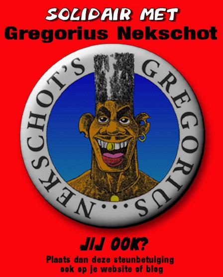 Solidair met Gregorius Nekschot